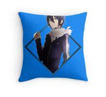 Yato God Throw Pillow