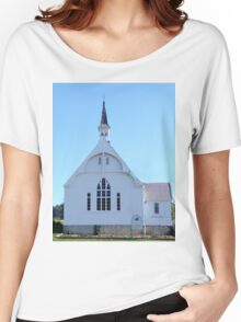 Geeveston Community Church, Tasmania Women's Relaxed Fit T-Shirt