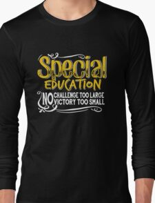 Special Education Shirt T-Shirt
