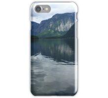 Picturesque Lake in Hallstatt, Austria (2) iPhone Case/Skin
