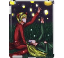PewDieCry: Lanterns iPad Case/Skin