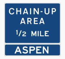 Chain Up! - Aspen Kids Tee