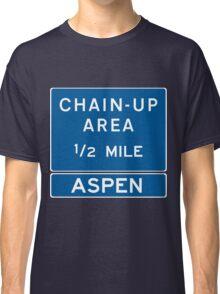 Chain Up! - Aspen Classic T-Shirt