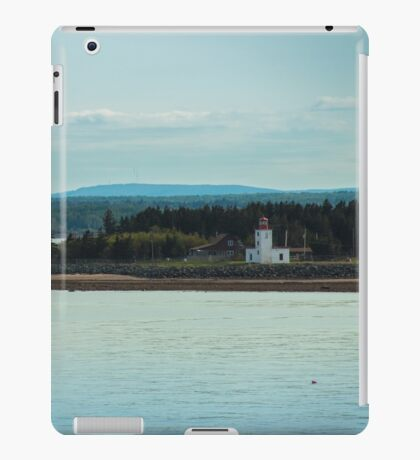 Nova Scotia Lighthouse Oceanscape and Landscape iPad Case/Skin