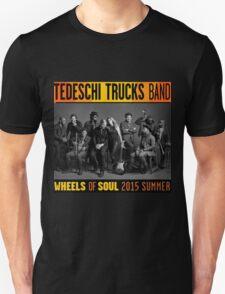 tedeschi truck personnel band 2015 T-Shirt