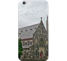 Parish Church of  Mary Queen of Peace , Scone, Australia iPhone Case/Skin