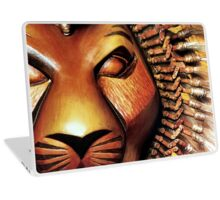 Simba, The Lion King - Broadway Poster Closeup Laptop Skin