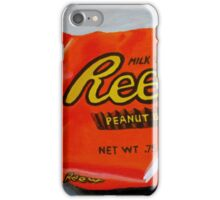 Reese's Peanut Butter Cup iPhone Case/Skin
