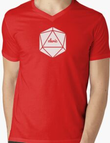 __dungeons and dragons cleric Mens V-Neck T-Shirt