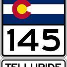 Telluride - Colorado's Gem by IntWanderer