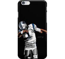 (White Uniform) Cam Newton Dab  iPhone Case/Skin