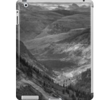 Glacier Valley iPad Case/Skin