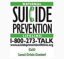 Suicide Prevention - TALK! Unisex T-Shirt
