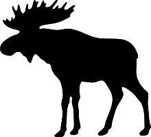 The Moose by Smaragdas