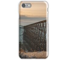 Lethbridge, Alberta iPhone Case/Skin