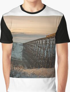 Lethbridge, Alberta Graphic T-Shirt