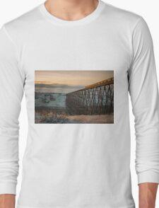 Lethbridge, Alberta Long Sleeve T-Shirt