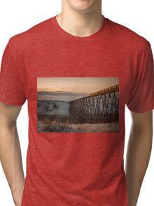 Lethbridge, Alberta Tri-blend T-Shirt