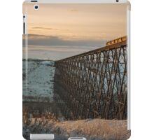 Lethbridge, Alberta iPad Case/Skin