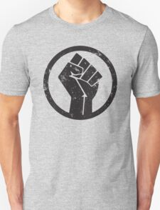 BLACK POWER RAISED FIST T-Shirt
