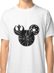 Rebels and Empires Hyperspace Mouse Classic T-Shirt