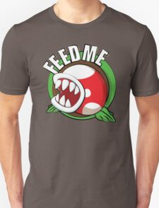 FEED ME! Piranha Plant T-Shirt