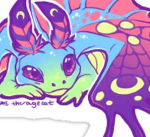 Faerie Dragon Sticker