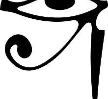 The Eye of Horus by Smaragdas