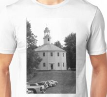 Old Round Church Unisex T-Shirt