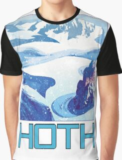 Hoth Camp Graphic T-Shirt