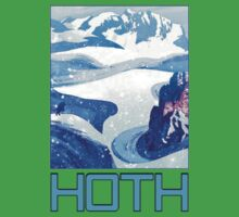 Hoth Camp One Piece - Short Sleeve