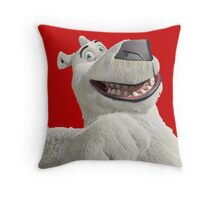 norm of the north bear Throw Pillow