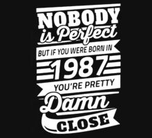 You Were born In 1987 by icooldesign