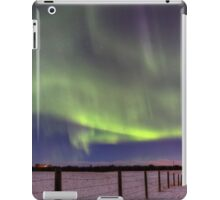 The Green Curtain iPad Case/Skin