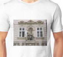 The golden Stag, Prague, Czech Republic Unisex T-Shirt
