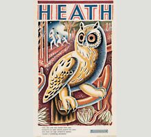 Vintage poster - Heath Unisex T-Shirt