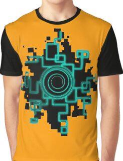 Zelda Green Twilight Portal Graphic T-Shirt