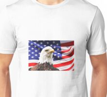 American Eagle Flag Unisex T-Shirt