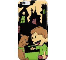 Scooby Doo Nightmare iPhone Case/Skin