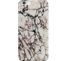 Streaky marble pattern iPhone Case/Skin