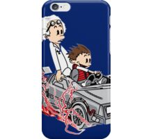 Doctor Rick and Morty Explorer iPhone Case/Skin