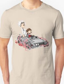 Doctor Rick and Morty Explorer T-Shirt
