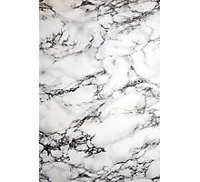 Marble pattern Photographic Print