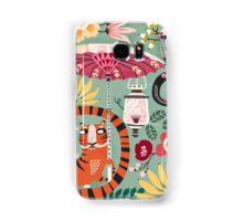 Tiger garden Samsung Galaxy Case/Skin