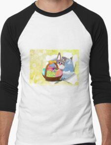Easter Men's Baseball ¾ T-Shirt