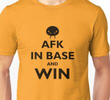 AFK and win Unisex T-Shirt