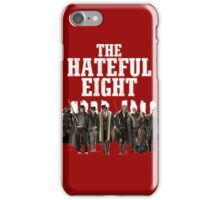 the hateful eight characters iPhone Case/Skin