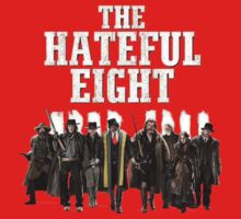 the hateful eight characters by nancihalliecoll