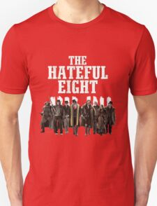 the hateful eight characters T-Shirt