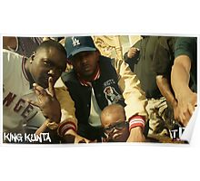 Kendrick Lamar - King Kunta (Music Video) Poster
